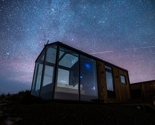 YOUR ONCE IN A LIFETIME EXPERIENCE - Panorama Glass Lodge