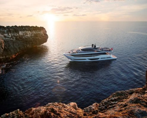 Princess Yachts CEO Antony Sheriff on a new generation of yachting