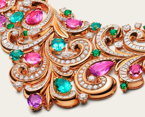 BVLGARI - The Barocko High Jewellery Collection