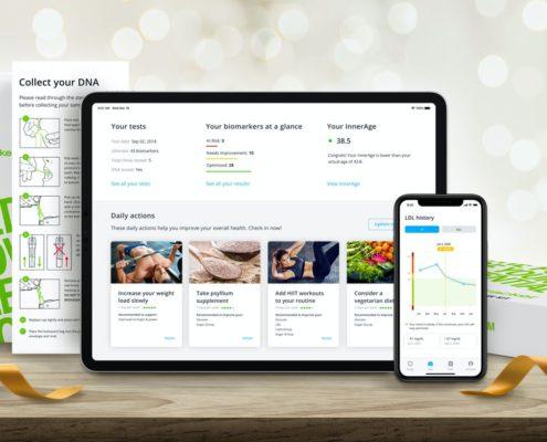 InsideTracker Mobile App