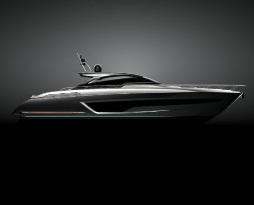 New yacht 68' Diable: the new temptation from Riva